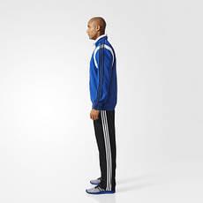 Спортивний чоловічий костюм Adidas 3-Stripes Basic Track Suit, фото 2