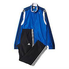 Спортивный мужской костюм Adidas 3-Stripes Basic Track Suit, фото 3