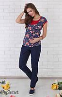 Модные брючки для беременных Semi легкие