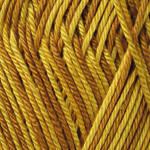 Ярнарт Бегония меланж 50г/169м 0126 желто-горчичный