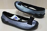 Польские тапочки на девочку, детская текстильная обувь тм 3 F р.31,32,33,35,36