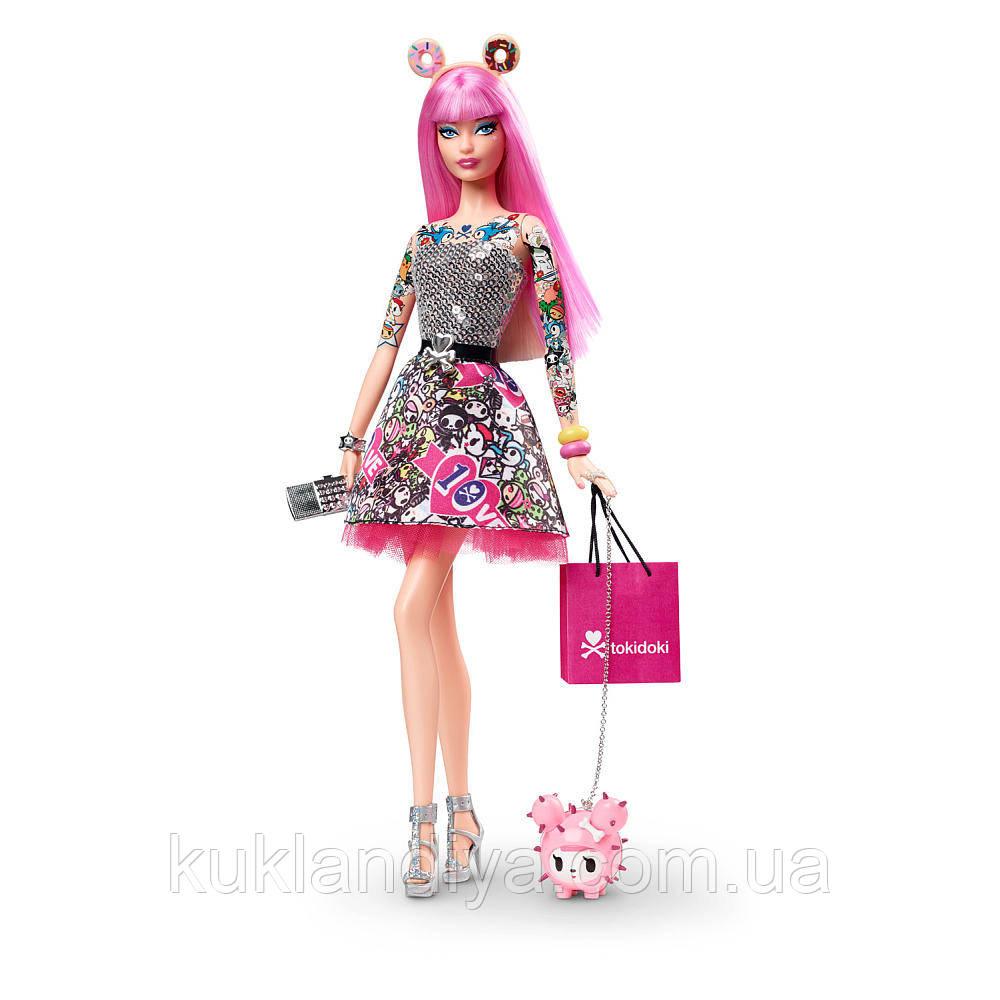 Эксклюзивная кукла Барби Токидоки - Barbie Tokidoki