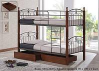 Ящик 950 х 600 х 200 для кроватей 90 х 190 к-т 2шт
