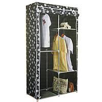 Тканевый шкаф-гардероб Комби