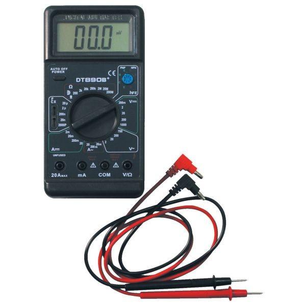 Мультиметр DT 890