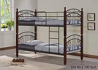 """Кровать двух ярусная """"  Sofi """" 90*190*168"""