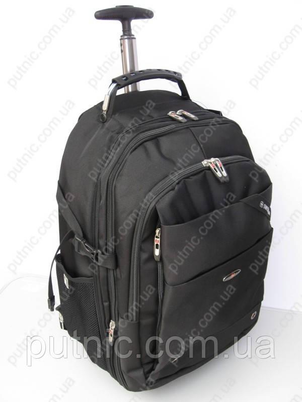 414691477878 Универсальная дорожная сумка рюкзак SwissGear объём 42 литра, фото 1