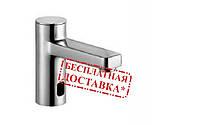 KLUDI ZENTA E Электронный смеситель для раковины, со смешиванием, предв.установка.темп., 230 V 3820205