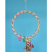 Качели-кольцо для попугая Жако,Какаду