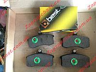 Колодки тормозные передние ваз 2108 2109 21099 2113 2114 2115 2110 Best, фото 1