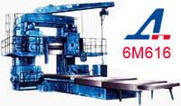 Модернизация продольно-фрезерного станка 6М616 на предприятии ЧАО «НПО Днепропресс»