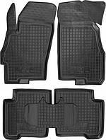 Полиуретановые коврики для Fiat Linea 2007- (AVTO-GUMM)