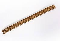 """Браслет """"резинка"""" Nobrand для наручных часов, золотой, 12 мм"""