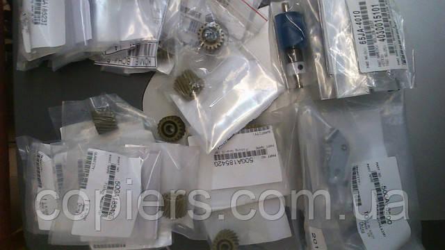 18T Fixing Drive Gear – B, Bizhub 501/500/421/420/361/360 Konica Minolta, оригинал, 50GA18523I, 50GA18522H