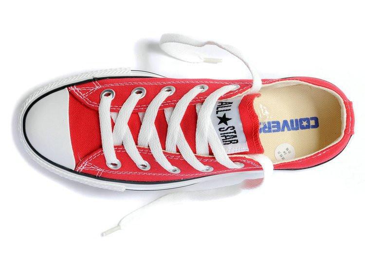 ... фото · Кеды Converse All Star low женские красные (конверсы низкие). кеды  converse 10c552b6f7a5c