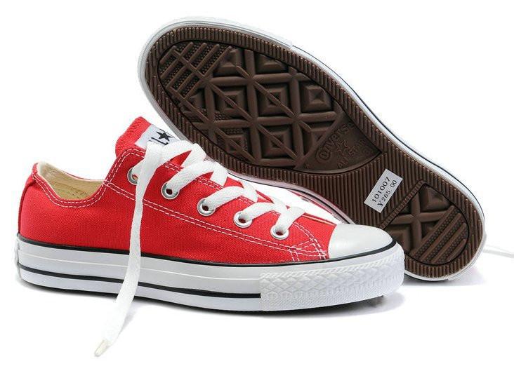 39de2314d66d Кеды Converse All Star low женские красные (конверсы низкие). кеды converse  - Интернет