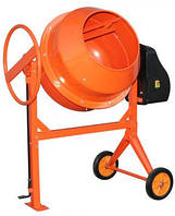 Бетономешалка Кентавр БМ―125М(оранжевая)