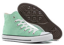 Кеды женские Converse Chuck Taylor All Star High Mint высокие