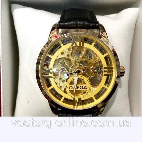 a964b1f60255 Мужские наручные часы Omega Gold, женские часы, механические часы, наручные  часы, кварцевые