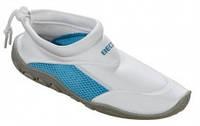 Тапочки для серфинга и плавания BECO 9217 1166 белый / бирюзовый 42 размер