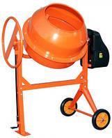 Бетономешалка Кентавр БМ―160М(оранжевая)