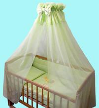 Постільна білизна для дитячого ліжечка Каченя