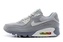 Кроссовки Nike Air Max 90 Premium Grey Limited Edtion GLOW Светящиеся