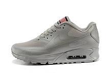 Кроссовки мужские Nike Air Max 90 Hyperfuse Ash Grey US