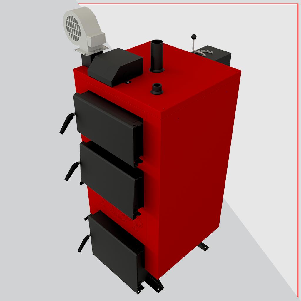 Котел длительного горения ALTEP KT-1E 24 кВт
