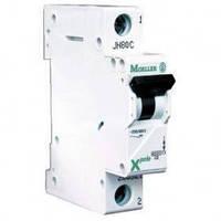 Автоматический выключатель PL4-C10/1 1Р 10А тип С 4,5кА Moeller(Eaton) 000293123