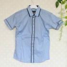Рубашка для мальчика с коротким рукавом (008/6-11), Ikoras (Турция)