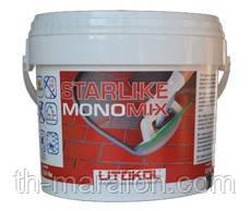 Полиуретановая затирка Litokol Starlike Monomix