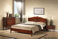 "Кровать ""Bed Set  Lorena""   Цвет-Nuvo"