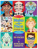 Набор наклеек Melissa & Doug Сказочные персонажи (MD4237)