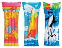 Детский надувной матрас для купания Intex 58715