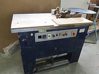 Кромкооблицовочный станок МайстерК КО-45 бу 2004г. прямо- / криволинейный, фото 1