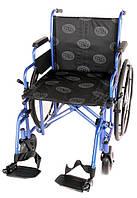 Коляска инвалидная усиленная OSD Millenium-HD-55 см, фото 1