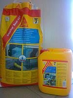 SikaTop® Seal-107 Водо- и влагоизоляционный цементный раствор