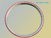 Зубчатый ремень  32 Т10/700 + резиновое покрытие 6 mm. для ФУА «Лидия»