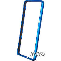 Бампер для Samsung Galaxy Note 4 N910 синий