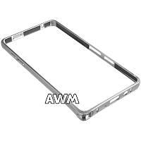 Бампер для Samsung Galaxy A5 (A500H) стальной