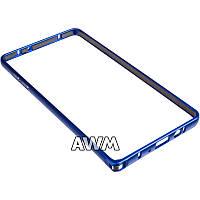 Бампер для Samsung Galaxy A7 (A700H) синий