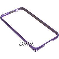 Бампер для Samsung Galaxy S5 (G900H) фиолетовый