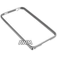 Бампер для Samsung Galaxy S5 (G900H) стальной