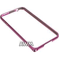 Бампер для Samsung Galaxy S5 (G900H) розовый