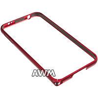 Бампер для Samsung Galaxy S5 (G900H) красный
