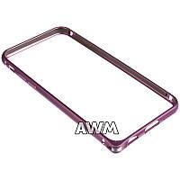 Бампер для iPhone 6/6S розовый