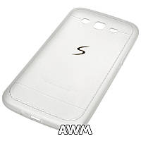 Чехол накладка CREATIVE для Samsung Galaxy Grand 2 Duos (G7102) прозрачный