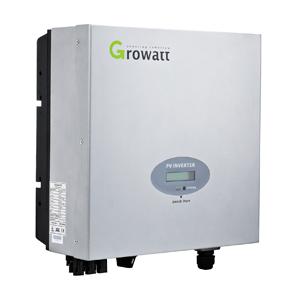 Мережевий інвертор Growatt 5000TL (5 кВт, 1 фаза, 1 MPPT)