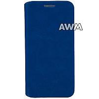 Чехол книжка для Samsung Galaxy S6 (G920F) синий